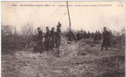 La Grande Guerre 1914 - 15 Haute Alsace Poste Avancé Devant Burnhaupt - France