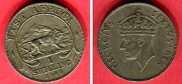 1 SHILLING  1949( KM 31) TB 3 - British Colony
