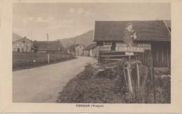 Tendon (Vosges) - Autres Communes