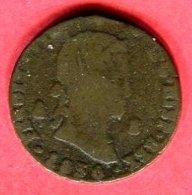 8 MARAVEDI FERDINAND VII I ( KM 118) TB   4 - [ 1] …-1931 : Reino