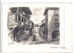 Domodossola, La Motta - F.G. - Anni ´1950 - Verbania