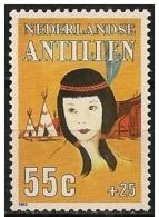 Antille Olandesi/Antilles Néerlandaises/Netherlands Antilles: Indiana, Indian, Indien - Indiens D'Amérique
