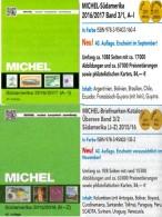 MICHEL 2016 Amerika Part 3/1+2 New 168€ Americo Argentinia Bolivien Brazil Chile Ecuador Guyana Paraguay Surinam Uruguay - Telefonkarten