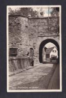 AK Alzey / Rheinhessen - Am Schlosstor ( Voiture Automobile W. Stöckel) - Alzey
