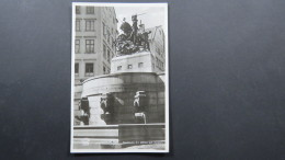 Picture Postcard Vykort Sweden Sverige Stockholm St. Goran Och Draken Berzelius Haparanda 1940 - Postkaarten