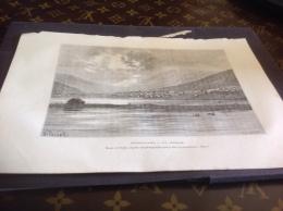 1 Page Livre Nouvelle Géographie Universelle Elisee Reclus L Asie Russe 1881la Terre Dès Homme Petropavlovsk - 1801-1900
