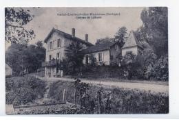 SAINT LAURENT DES HOMMES  24 DORDOGNE PERIGORD  LE CHATEAU DE L'ETANG - France