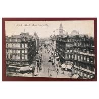 Lille  Rue Faidherbe  Grand Hotel De Lyon  Grande Pharmacie De Paris  Glos Wycho  46   Lucien Pollet - Lille