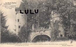 DEPT 70 : 2 Scans : Luxeuil Les Bains , Ancienne Porte Du Chene - Luxeuil Les Bains