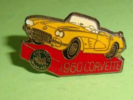 Pin's / Automobiles : Corvette 1960  TB1(13a) - Corvette