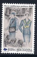 BOSNIA & HERCEGOVINA (Sarajevo) 1998 World Post Day MNH / **.  Michel 153 - Bosnia And Herzegovina