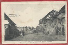 Belgique - LANGEMARCK Bei YPERN - Ruines - Zerstörung - Feldpost - Guerre 14/18 - Langemark-Poelkapelle