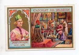 Chromo - Chocolat Adolphe Delhaize - Jean Memlinc - Sonstige