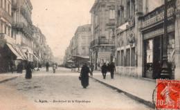 AGEN BOULEVARD DE LA REPUBLIQUE - Astaffort