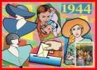 """CM De 2000 N° YT 3353 """" SOCIETE : 1944 DROIT DE VOTE DES FEMMES """" En PARFAIT état. CM - Cartas Máxima"""