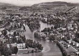 Suisse -  Thun -  Vue Aérienne - 1961 - BE Bern