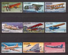 Umm Al Qiwain 1968 Airplanes MNH (R0431) - Umm Al-Qaiwain