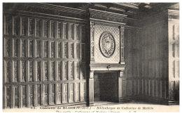 THEME - BIBLIOTHEQUE  - La Bibliothèque Du Château De BLOIS --- - Bibliothèques