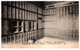 THEME - BIBLIOTHEQUE  - La Bibliothèque Du Château De Blois. --- - Bibliothèques