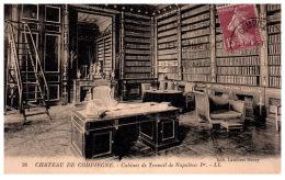 THEME - BIBLIOTHEQUE  - La Bibliothèque Du Château De Compiègne - Bibliothèques