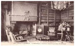 THEME - BIBLIOTHEQUE  - La Bibliothèque Du Château De Josselin - Bibliothèques