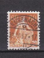 1933  N° 140 Z   OBLITERATION CENTRALE   CATALOGUE ZUMSTEIN - Suisse