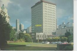 New-zealand   Wellington City Skyline As Seen From Civic Centre - Nouvelle-Zélande