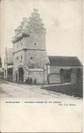 HUMELGHEM : Chateau-Ferme Du XVè Siècle - Cachet De La Poste 1924 - Steenokkerzeel