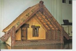 New-zealand  Wellington National Museum Of New Zealand  Maoiri  Meeting House - Nuova Zelanda
