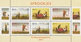 Nederland - Kinderzegels - Sprookjes - Roodkapje/Klein Duimpje/Geest In De Fles - MNH - NVPH 1739 - Fairy Tales, Popular Stories & Legends