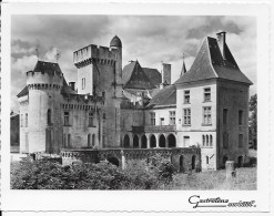 Format CPSM 24 Le Chateau De Campagne - Advertising