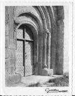 Format CPSM 24 église De Sergeac - Advertising