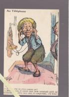 Humour Algerie - Chagny - Telephone - Humour