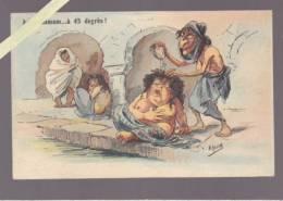 Humour Algerie - Chagny - Au Hammam - Humour