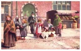 Ireland Killarney    Woman  Street Vendors ,   Tuck's No.9232 - Tuck, Raphael