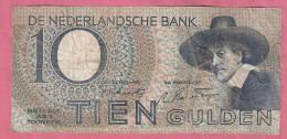 NEDERLAND 10 GULDEN 1944 - 10 Gulden