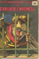 Roman Policier Ferenczi La Terreur De L'inverness Marcellus 32 Pages - Ferenczi