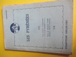Collections Chéque-Chic/Géographie/Les PYRENEES/10 Aquarelles Ledoux/Texte Faure/Cémoi/Lustucru/vers 1950-1960   ALB17 - History