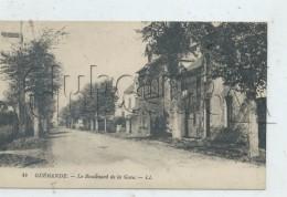 Guérande (44) : Le Boulevard De La Gare En 1930  PF. - Guérande