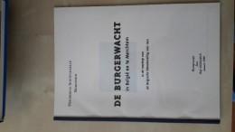 De Burgerwacht In België En Te  Merchtem Heempraatje Door Raf Asselman Soetendaelle, 28 Blz, Maart 1999. - Livres, BD, Revues