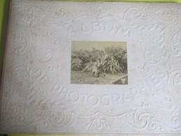 Album Photographies/Dans L´Intimité De Personnages Illustres/1860-1905/Dufrénoy/3éme Album/vers 1905    ALB23 - Photography