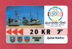 DENMARK:DK-JS-01 World Masters Games (1989). 2JYDA 20 Kr - Denmark