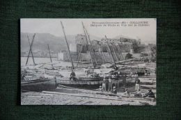 COLLIOURE - Barques De Pêche - Collioure