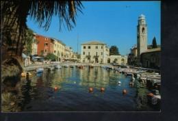 Q1060 Lago Di Garda, LAZISE ( Verona, Veneto, Italia ) - NON SCRITTA, NON VIAGGIATA - Italia