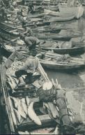 NO NORVEGE DIVERS / Des Barques Le Long Des Quais / - Noruega