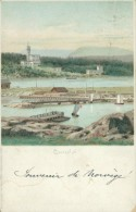 NO OSCARSHAL / Vue Panoramique / CARTE COULEUR - Noruega