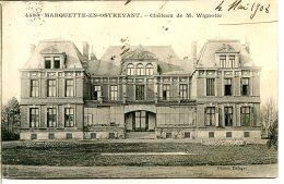 59252 MARQUETTE-EN-OSTREVANT - Château De M. Wignolle - France