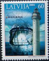 Latvia, 2004, Mi. 621, Sc. 602, Lighthouse, MNH - Fari
