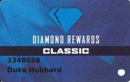 Desert Diamond Casino Tucson, AZ - 10th Issue Slot Card - Casino Cards