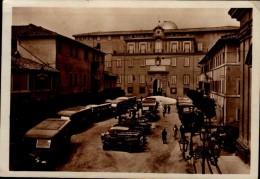 CASTEL GANDOLFO...PALAZZO PONTIFICIO...CPSM GRAND FORMAT ANIMEE - Italia